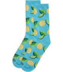 memoi when life gives you lemons women's novelty socks