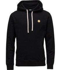 ian hoodie hoodie trui zwart wood wood