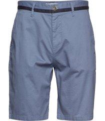 shorts woven shorts chinos shorts blå esprit casual