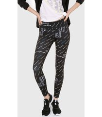 leggings nego-multicolor reebok workput ready