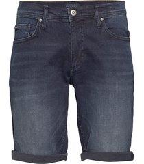denim shorts stretch sustainab jeansshorts denimshorts blå lindbergh