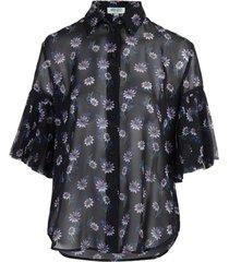 passion flower blouse