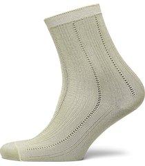 glitter drake sock lingerie hosiery socks grön becksöndergaard