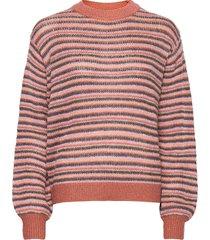 ameli jumper gebreide trui roze lollys laundry
