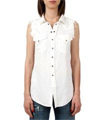 diesel shirts white