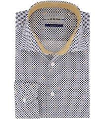 mouwlengte 7 ledub overhemd tailored fit