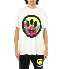 barrow t-shirt uomo jersey t-shirt 029134.002
