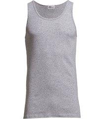 jbs singlet original underwear t-shirts sleeveless grå jbs
