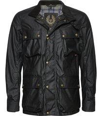 fieldmaster jacket dun jack zwart belstaff