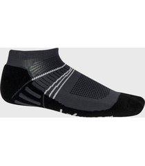 calcetines cortos lafuma fastlite cut ant  negro