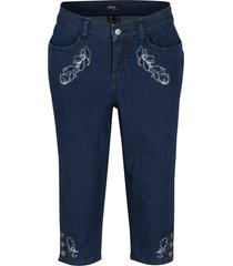 jeans bavaresi elasticizzati (blu) - bpc bonprix collection