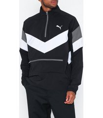 puma reactive packable jacket jackor black/white