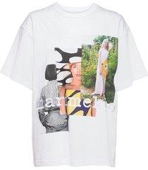 ohje photos t-shirt t-shirts & tops short-sleeved wit marimekko