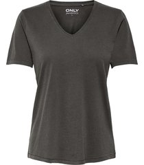 lone s/s v neck t-shirt
