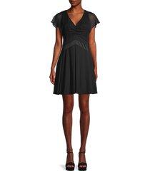 bailey 44 women's monica mini dress - black - size 2