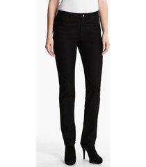 women's lafayette 148 new york curvy fit jeans, size 0