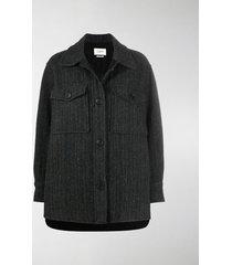 isabel marant étoile garvey shirt jacket