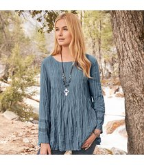 ribbon falls tunic