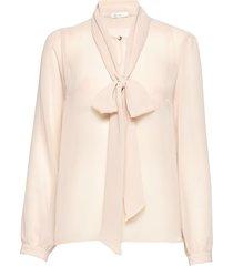 peony blouse blouse lange mouwen crème ida sjöstedt