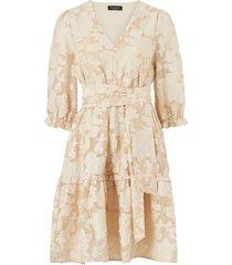 klänning slfsadie v-neck 3/4 short dress
