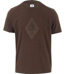 mens sailor patch logo t-shirt
