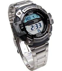 reloj casio sgw 300hd en acero  para hombre