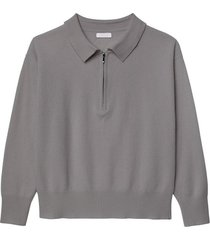 darlene sweater in fog