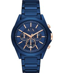 reloj armani exchange hombre ax2607