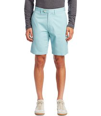 collection flat front shorts