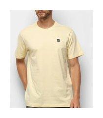 camiseta oakley patch 2.0 amarela
