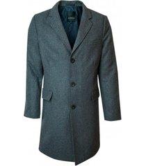 abrigo largo lana potros