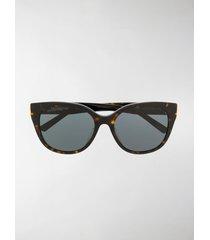 balenciaga round-frame sunglasses