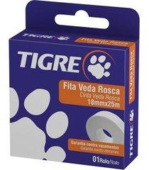 fita veda rosca tigre, 18 mm x 10 m - 54501854