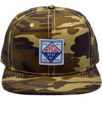 gorra multicolor official neu work camo