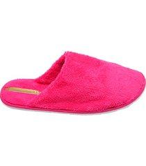 pantufa feminina moleca rosa