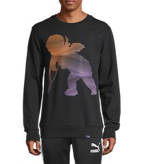 burlingame graphic sweatshirt