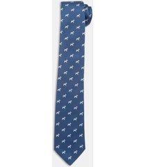corbata de seda pala ancha para hombre 03650