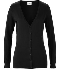 cardigan (nero) - bpc bonprix collection