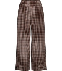 branley trousers vida byxor brun second female