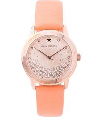 reloj coral mark maddox