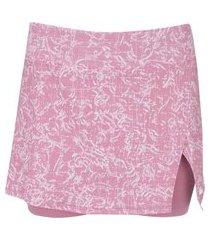 short saia nike feminino ct victory skirt str pr