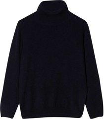 il gufo black sweater