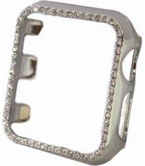 nimitec acrylic rhinestone apple watch case protector