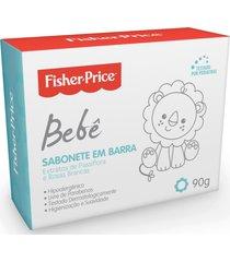 fisher-price bebê sabonete em barra 90g