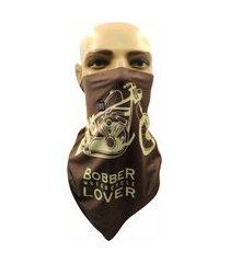 bandana bos brothers of soul bobber lover marrom