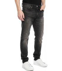 jeans slim mingo gris calvin klein