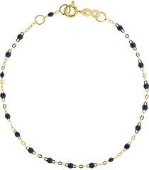 black bead classic gigi bracelet