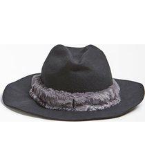 kapelusz z szerokim rondem