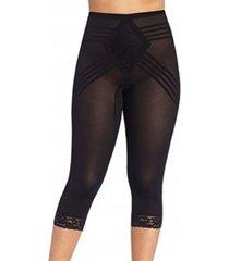 rago leg shaper/capri pants in s to 2x