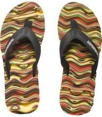 sandalia quiksilver aqyl100045xryg multicolor para hombre
